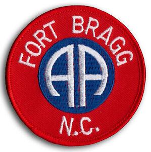 "US Army 82nd Airborne Division Fort Bragg North Carolina (3"")"
