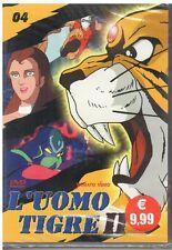 dvd - L'UOMO TIGRE 04