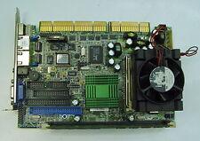 IEI PCISA-3716E2V PCISA Half Size Single Board Computer SBC 850MHZ