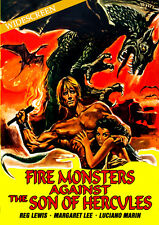 Fire Monsters Against the Son of Hercules (1962) (DVD) (Widescreen) w/ Reg Lewis