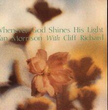 "Van Morrison(7"" Vinyl P/S)Whenever God Shines His Light-Polydor-VANS 2-Ex/VG"