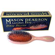 Mason Pearson Nylon Cepillo De Cerda & BN3 mano-Rosa