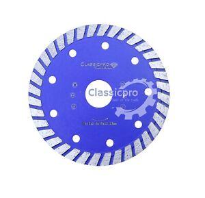 115mm 4.5'' Multi Turbo Diamond Tile Cutting Disc Angle Grinder Discs / Blade UK