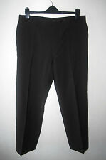 HUGO BOSS Men's Mid Flat Front Trousers