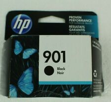 HP 901 Ink Cartridge  Black  200 pages  Expires Sept 2020