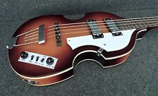 NEW HOFNER 61 CAVERN BEATLE BASS GUITAR VINTAGE STYLE VIBE PAUL WOULD BE PROUD