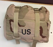 GENUINE NEW MILITARY MOLLE II DCU SLEEP SYSTEM CARRIER DESERT CAMO USA MADE MSS