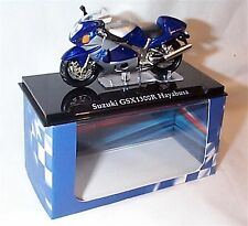 Atlas motorbike Suzuki GSX1300R Hayabusa 1-24 Scale New in Case