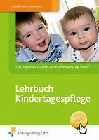 Lehrbuch Kindertagespflege: Lehr-/Fachbuch von Matt... | Buch | Zustand sehr gut