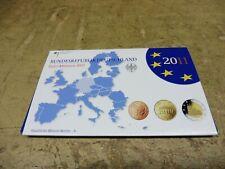 BRD KMS 2011 PP mit Gedenkmünze, KMS / Coin Set , Buchstabe A , Kursmünzensatz