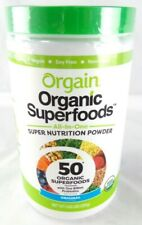 Orgain® Organic Superfoods™ All-In-One Super Nutrition Original 20 Servings 8/21