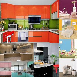 13 Kind Color 20PCS Shiny Furniture Stickers PVC Removable Wallpaper Decor
