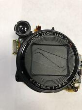 15 - Canon PowerShot G10 G11 G12 Zoom Lens Unit No CCD Replacement Part A1098
