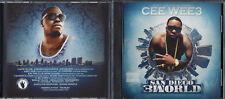 !@#$ Cee Wee 3 - San Diego 3World Cali Rap G-Funk Ecay Uno Googie Monsta !@#$