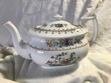 Antique SPODE Teapot Copeland's China Peplow Pattern Tea Pot RdNo 568948