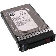 HP SAS Festplatte 1TB 7,2k SAS 6G DP LFF 507614-B21 RENEW