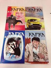 Kafka #1 2 3 4 5 6 1987 Renegade Press
