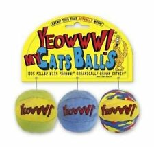 "Rosewood Pet Products Yeowww My Cats Balls 2"" 3 Pack 43280"