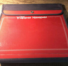 Mead Trapper Keeper 3 Ring Binder Red 2009 Shiny