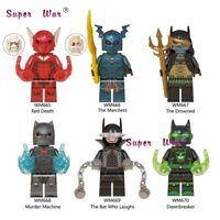 Single DC Superhero Batman Dark Nights Red Death The Merciless The Bat Who