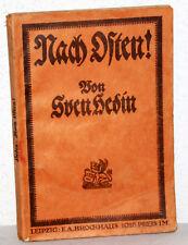NACH OSTEN - Sven Hedin (1916)