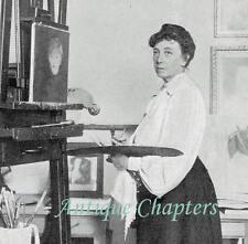 Jessie Amelia Clarke Richard Cecil Grosvenor Morrisburne House Woking 1907 A144