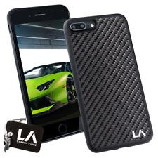 iPhone 7 GENUINE Black Carbon Fibre Phone Case By LA Carbon Fibre