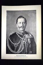 L'imperatore Guglielmo II