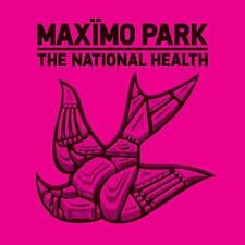 Maximo Park-the National Health-CD NUOVO