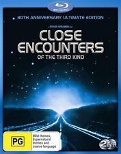 Close Encounters Of The Third Kind (Blu-ray, 2007, 2-Disc Set)