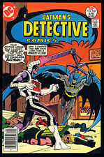 DETECTIVE COMICS 468 Marshall Rogers Batman JLA Green Arrow Atom Hawkman  1977