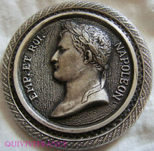 MED7683 - MEDAILLE PRESSE-PAPIER EMPEREUR ET ROI - NAPOLEON
