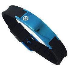 Proexl ion Magnetic Energy Golf Bracelet Blue Deluxe Gift Box