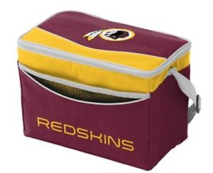 Washington Redskins Blizzard Lunch Cooler 9 x 6.5 x 6.5
