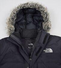 1002 North Face Mens invierno chaqueta Parka de plumas de ganso HyVent Excursionismo Campamento Talla S