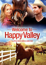 WELCOME TO HAPPY VALLEY DVD - BRAND NEW - USA - FAST SHIPPING