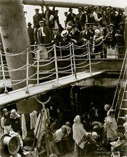 """Alfred Stieglitz Photo  """"The Steerage"""" 1907"""