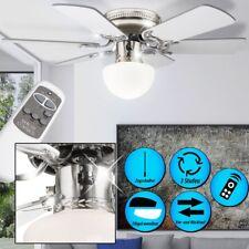 Decken Ventilator Raum Flur Beleuchtung Kühler Lüfter wärmer Lampe FERNBEDIENUNG