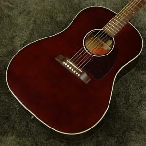 Gibson Limited Edition J-45 Standard Wine Red 2015