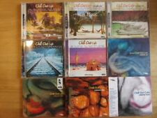 Chill Out Café Volume 1-9 (Irma Records, insgesamt 11 CD's, neuwertig)