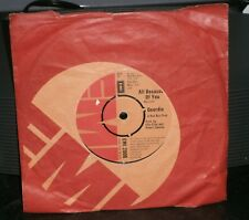 GEORDIE ALL BECAUSE OF YOU / AINT IT JUST LIKE A WOMEN 1973 EMI 2008 EMI RECORDS