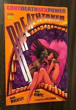 BREATHTAKER TPB -- 1994 Vertigo -- Mark Wheatley / Hempel -- Neil Gaiman -- OOP