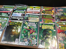 25 Green Lantern Comics Lot C Brightest Day Emerald Dawn Star Trek