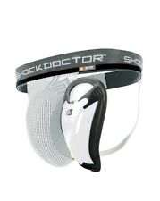Shock Doctor Core Supporter with Bioflex Cup Adult Large Nib