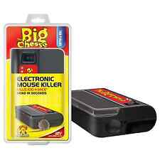 The Big Cheese Electronic MOUSE KILLER Kills 100 Mice in Seconds, Child/Pet Safe