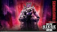 Transformers TCG Singles - WAVE 4 Character Cards War for Cybertron Siege II