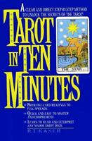 Tarot in Ten Minutes, Paperback by Kaser, R. T., Brand New, Free P&P in the UK