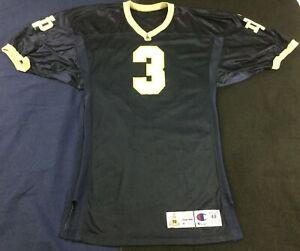 Vintage Notre Dame Fighting Irish Joe Montana #3 College-NCAA Champion Jersey 48
