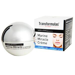 Transformulas Marine Miracle Cream Creme - Facelift In A Jar 50 ml - RRP £69.00