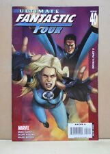 ULTIMATE FANTASTIC FOUR #40 2007 Marvel 9.0 VF/NM Uncertified